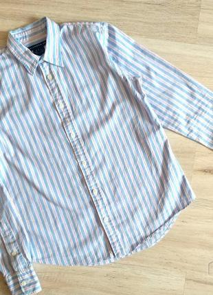 Рубашка ralph lauren унисекс оригинал р. s